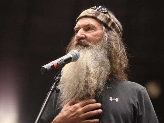 """Ducky Dynasty's"" Phil Robertson"