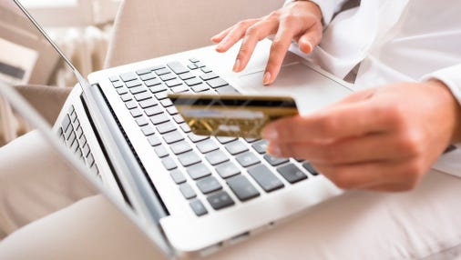 Companies often request to see your credit history when you apply for a job, for instance.
