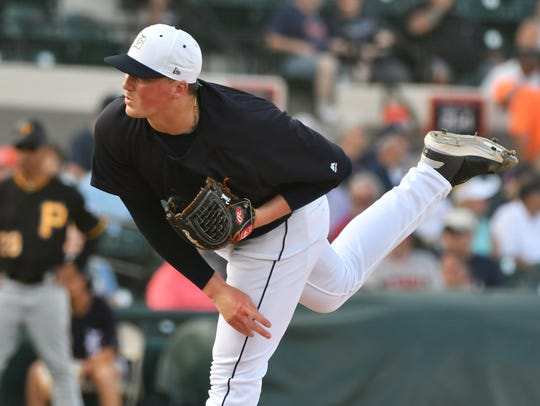 "Kyle Funkhouser: ""I feel as good as I've ever felt"
