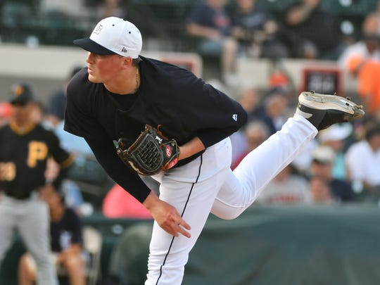 "Kyle Funkhouser: ""I feel as good as I've ever felt pitching."""