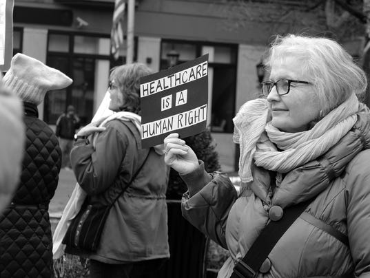 Women's March on York