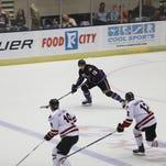 Photos: Ice Bears vs. FireAntz
