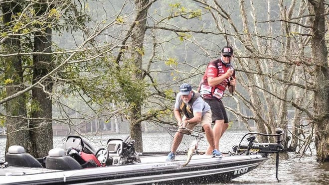 Matt Stefan, of Junction City, is entering his fifth season as a pro bass fisherman on the Walmart FLW Tour.