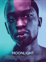 "The poster for ""Moonlight."""
