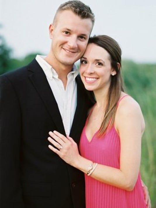 Engagements: William Bergeron & Britney Leger