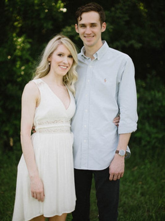 Engagements: Anne-Marie Wadlington & Tyler Seymour Pierret