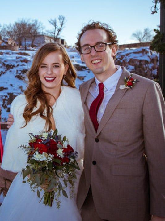 Weddings: Kimberly Johnson & Landon Karr