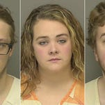 Deputies nab three suspects in Genoa Twp restaurant burglaries