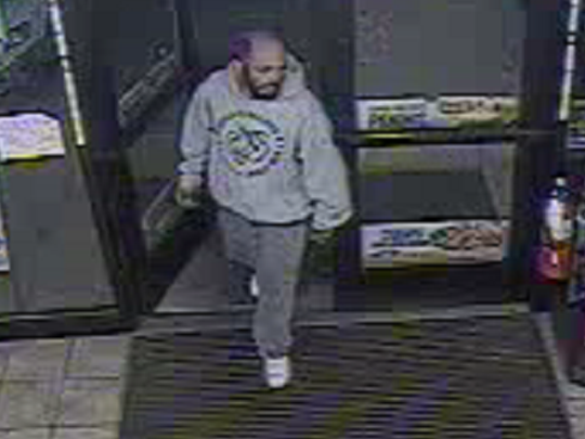 Police are looking for this man for questioning related to a stabbing Nov. 12, 2016.