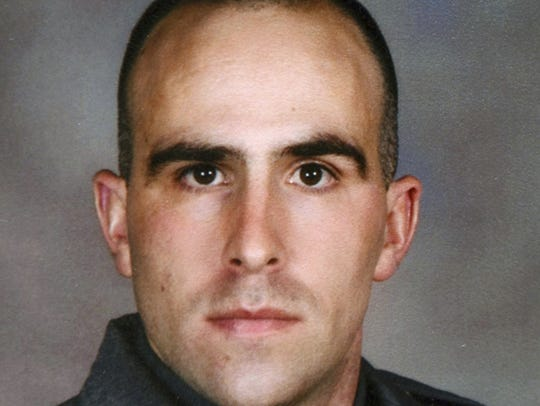 Trooper Joel Davis, who was fatally shot responding