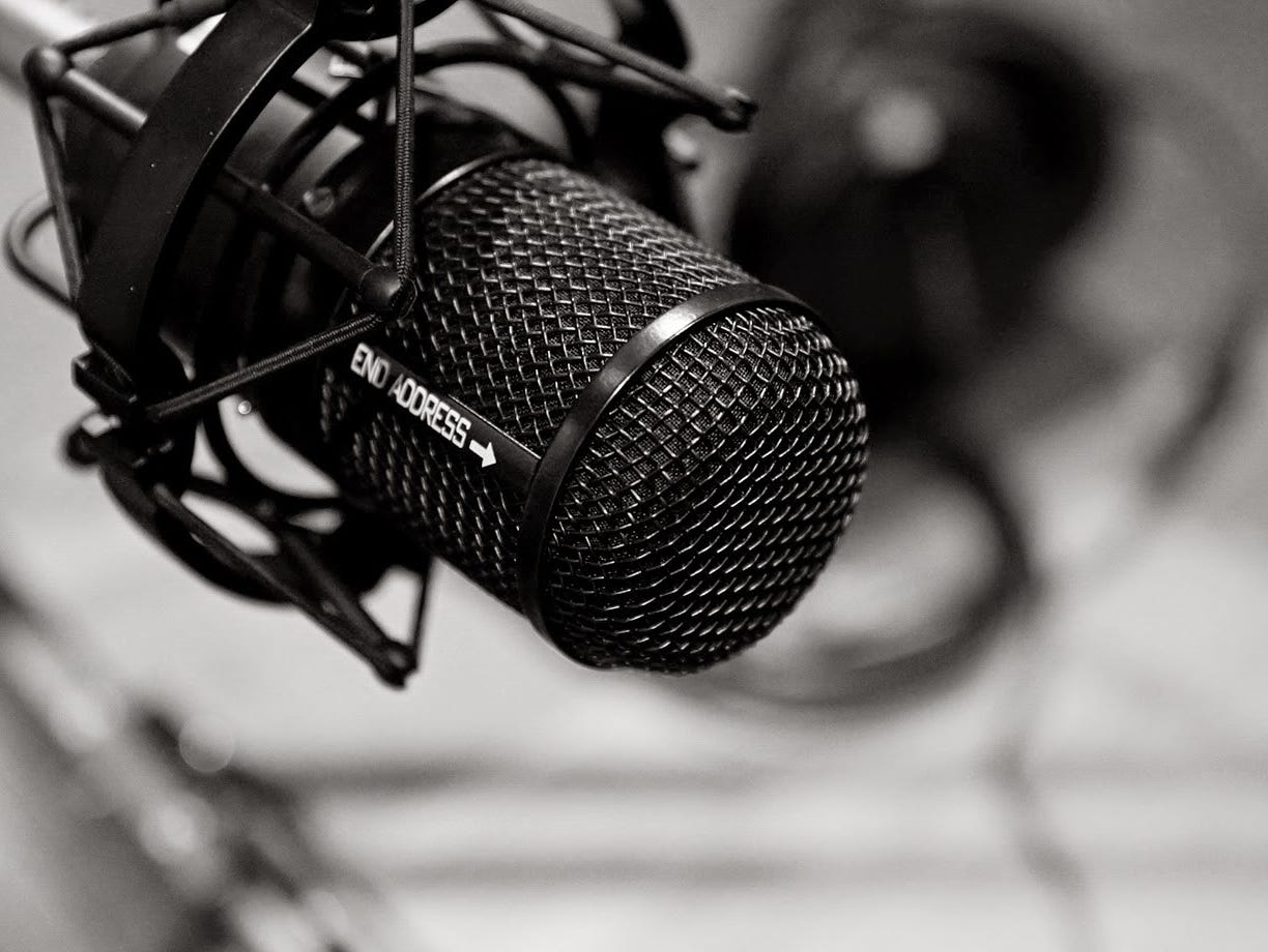 Talking Tech Roundtable airs live every Thursday at 8 p.m. ET on TuneIn
