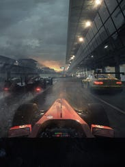 Project Cars in action