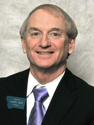 Larry Jent in 2013 legislative session