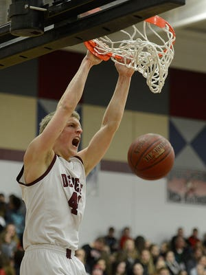 De Pere senior Brevin Pritzl was named first-team all-state by the Associated Press.