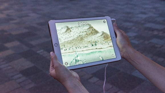 Augmented reality is one technology popping up more