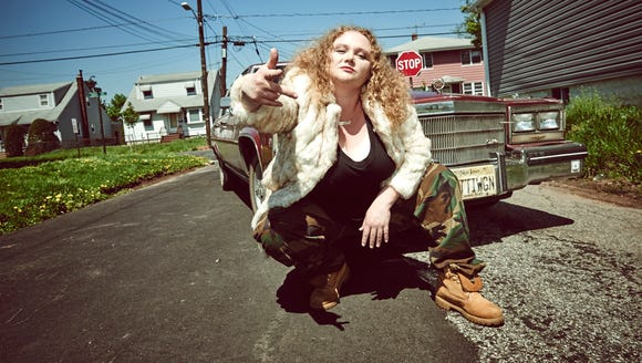 Danielle Macdonald dreams of stardom in 'Patti Cake$.'