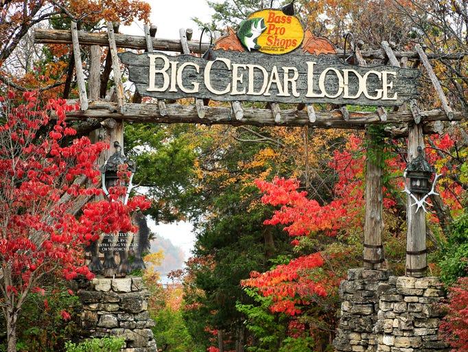 Big Cedar Lodge Brings The Outdoors Inside