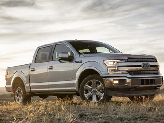 Review Ford Adds More To Its F 150 Pickup For 2018