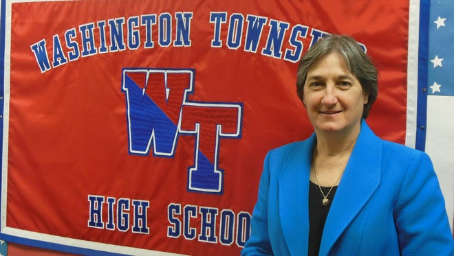 Ann Moore was appointed as Washington Township High School principal in October 2015.