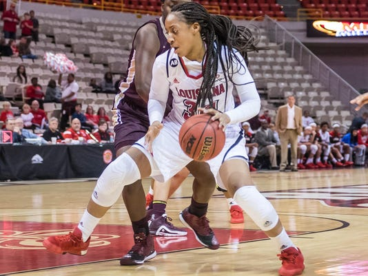 Texas State vs ULL Ragin Cajuns January 28, 2016