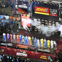 NASCAR announces eligible drivers for the 2018 Clash at Daytona International Speedway