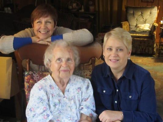 BJ, Diane and Nana