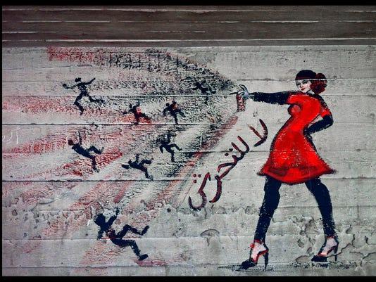 AP Mideast Egypt Sexual Assault