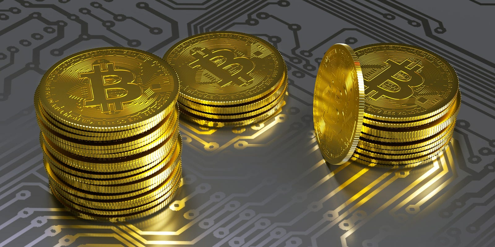 Bitcoin, other cryptocurrencies hit record highs in wake of Coinbase Global going public