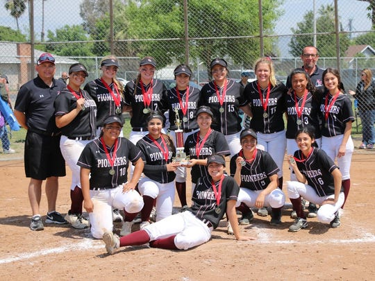 The Mt. Whitney Pioneers defeated Sierra 10-2 on Tuesday to capture the Tulare Classic Softball Tournament small-schools division title.
