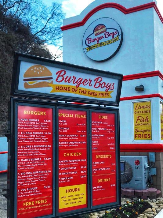 Burger Boys