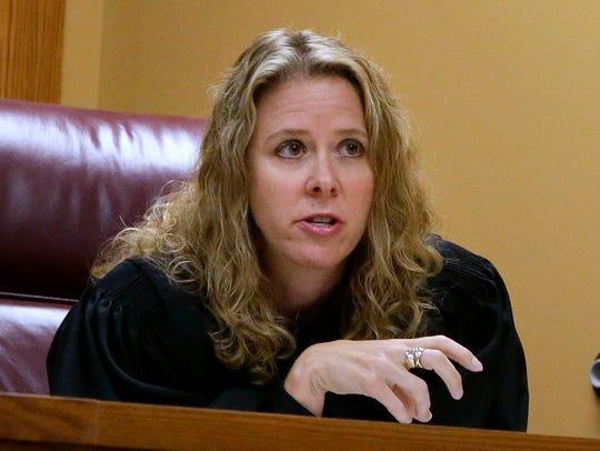 Wisconsin Supreme Court Justice Rebecca Bradley
