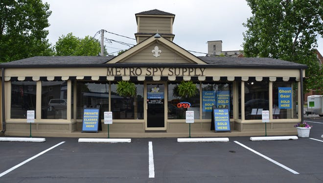 Metro Spy Supply is located on Main Street in downtown Franklin.