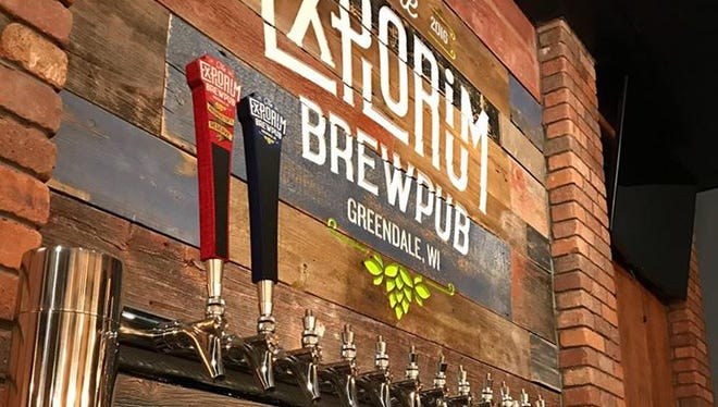 Explorium Brewpub at Southridge will open Wednesday.