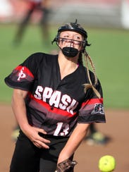 SPASH senior Aubrey Drohner is looking for a new college