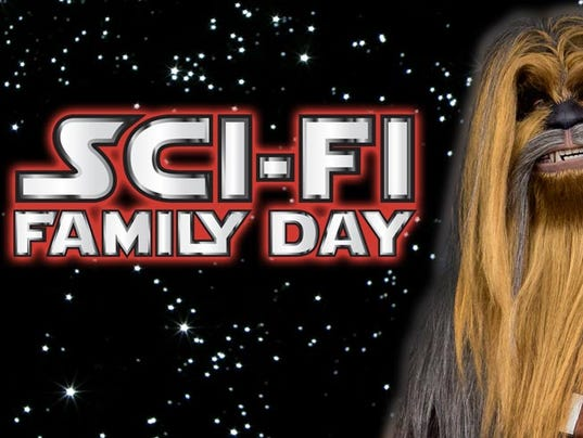 Sci-Fi Family Day