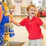 The Children's Museum of the Upstate has numerous family-friendly activities planned for November.