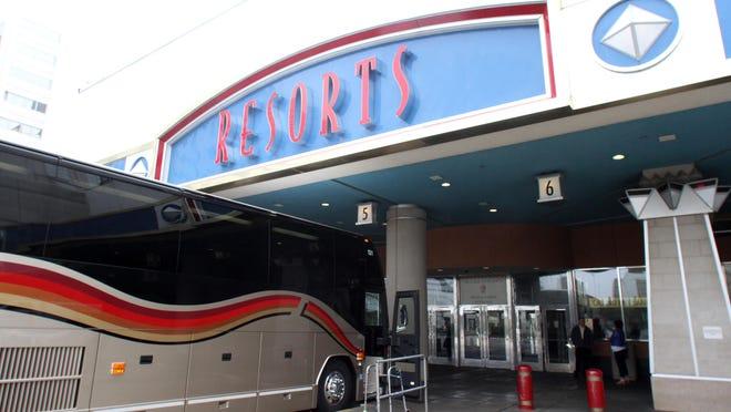 File: Resorts Hotel & Casino in Atlantic City.