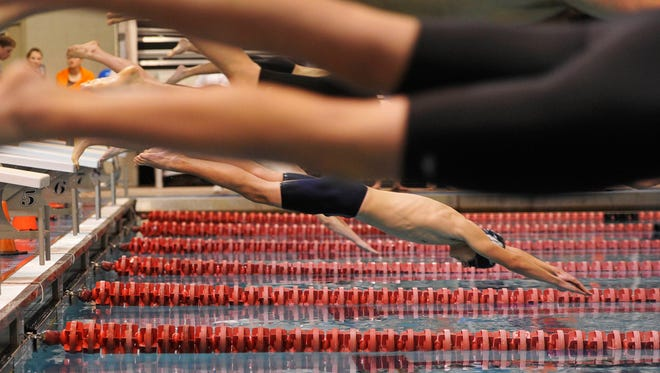 The YMCA's Graham Aquatic Center is one of two area sites for the Mid-Atlantic Swimming Junior Olympics Championship Meet next week.