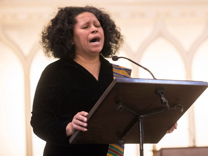 Cathedral service honors Dr. Martin Luther King Jr. | Gallery
