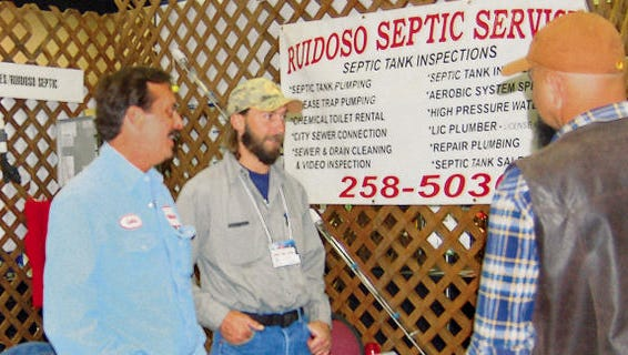 The Mountain Living Home and Garden Show to the Ruidoso Convention Center Saturday and Sunday.