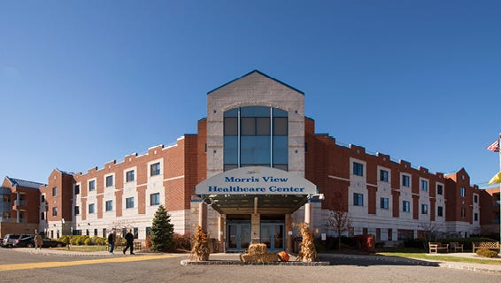 Morris View Healthcare Center in Morris Township, NJ