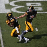 C.J. Beathard: 'I've got to be smart, but ... I'm not going to be a baby'