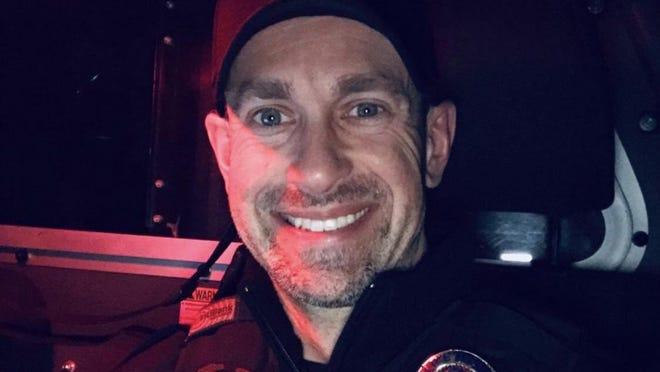 Kittery Police Officer Mike Webster.