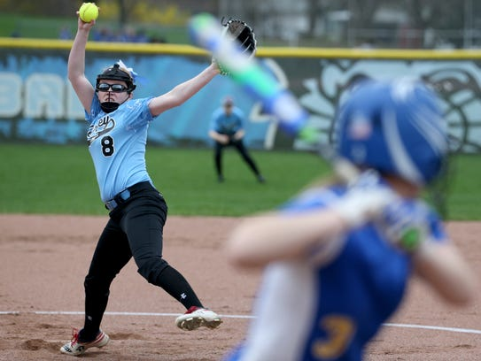 Bishop Kearney's Emily Phelan led the Kings to the Class C state title last spring.
