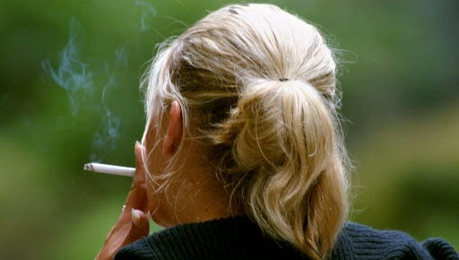 Smoking increases the risk of 14 different types of cancer.