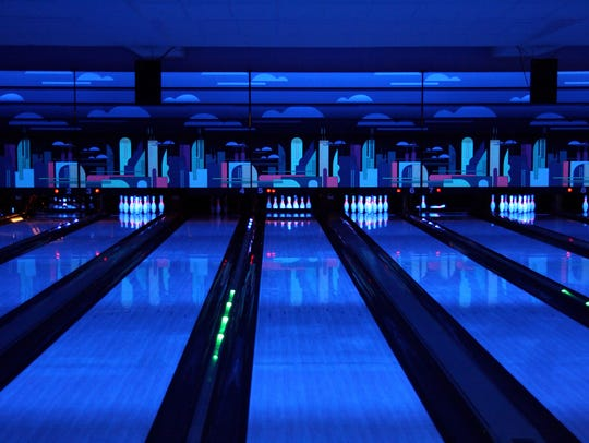 70. Knock down 10 pins | Bowling is out of the sun