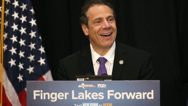 Gov. Andrew Cuomo retained a commanding lead against Cynthia Nixon, a Siena College poll Tuesday found.