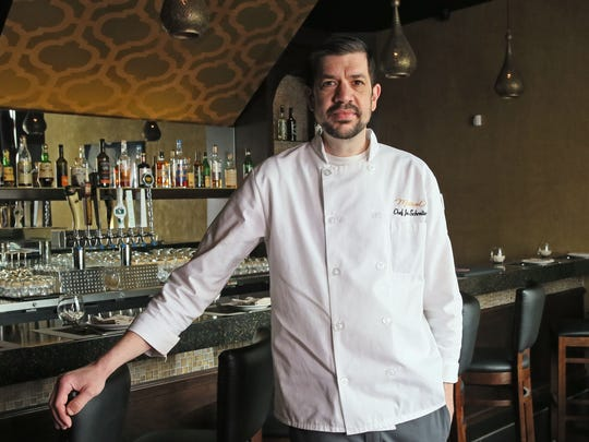 Chef Joe Schreiter cooked for Bartolotta Restaurants