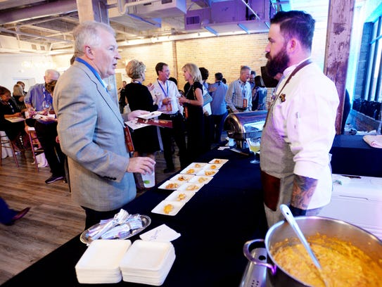 Louisiana Food Prize's 'Come and Get It' Wednesday