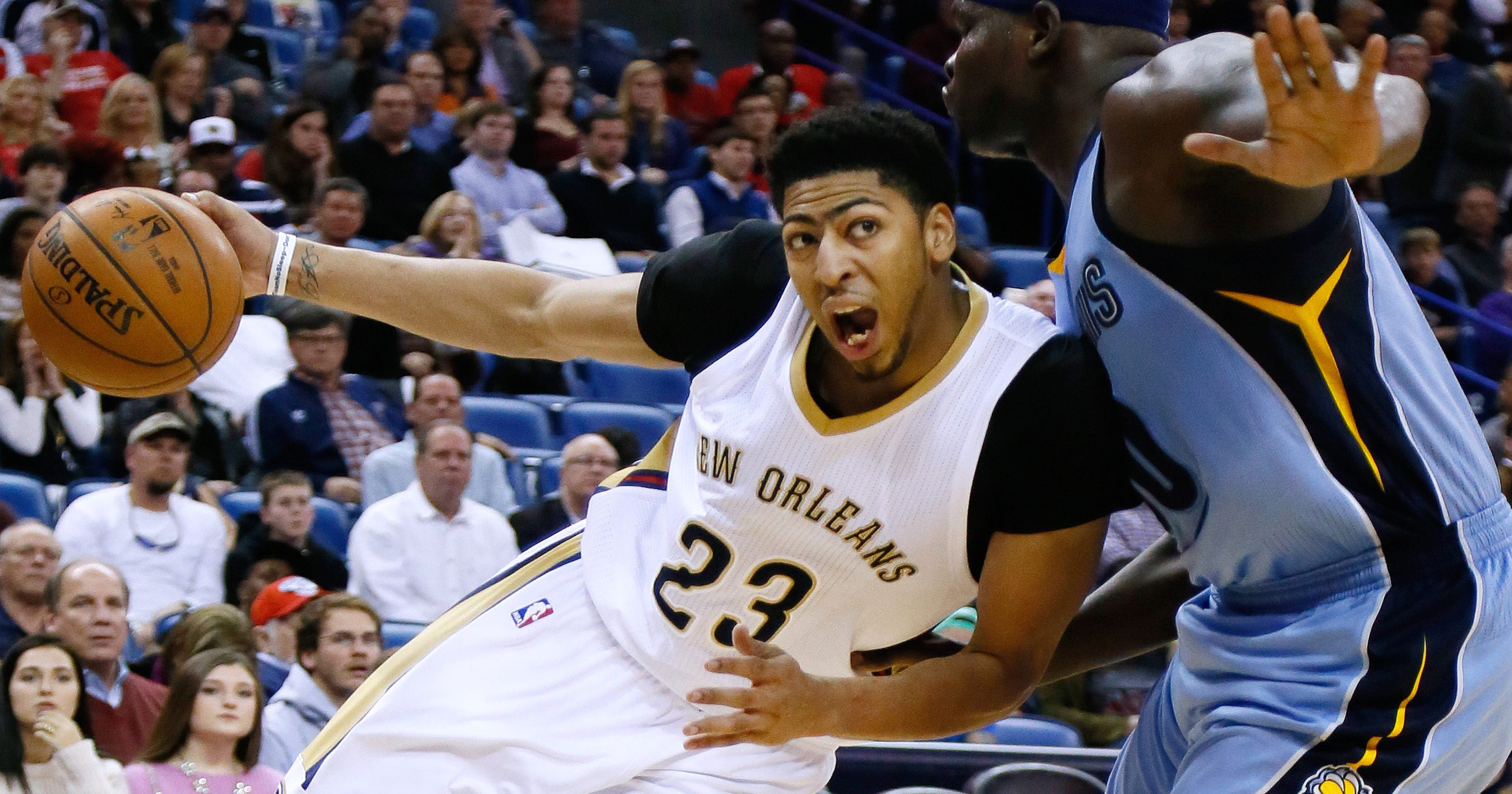 Is this the year Pelicans end playoff drought  25fe25223